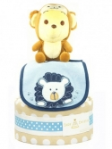 Picture of 328 Monkey X Winnie the Pooh Diaper
