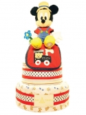 Picture of 335 Tu Tu Train Mickey Mouse Cake