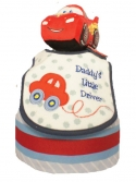Picture of 296 McQueen Cars Baby Boy Diaper Cake