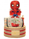 Picture of 333 Spider Man Diaper Cake