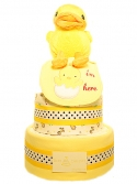 Picture of 334 Duckie Diaper Cake