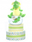 Picture of 330 Year of Dragon 2012 Boy Diaper Cake