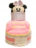 Picture of 294 Picture Perfect Minnie Diaper Cake