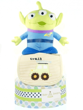 Picture of 317 Buzz Light Year Baby Boy Diaper
