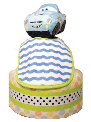 Picture of 313 Sasa Cars Boy Diaper Cake