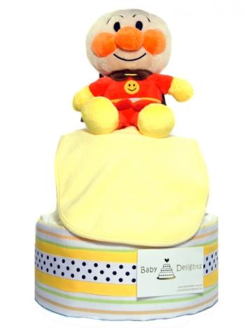 Picture of 315 Anpanman Neutral Diaper Cake