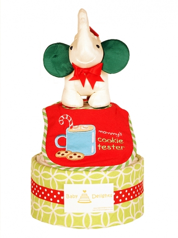 Picture of 352 X'mas Special Elephant Cake